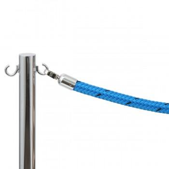 Absperrkordel, blau, ca. 160 cm