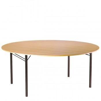 Bankett-Tisch 180 rund