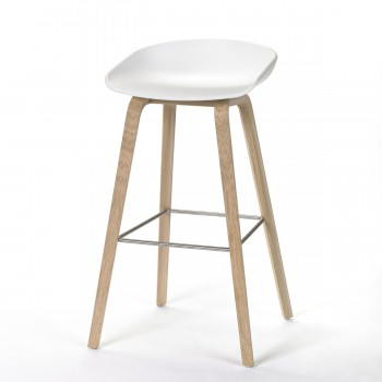 About a Stool, weiß
