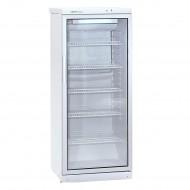 Flaschenkühlschrank mit Glastür, 290 l