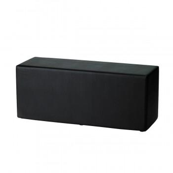 Sitzbank Qube, schwarz