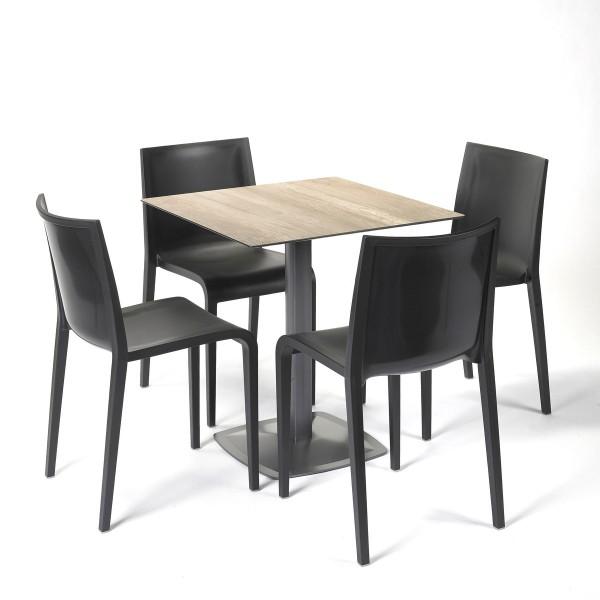 tisch peltro tische expo mietm bel st hle und tische mieten. Black Bedroom Furniture Sets. Home Design Ideas