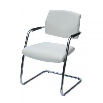 Stuhl Aero, weiß