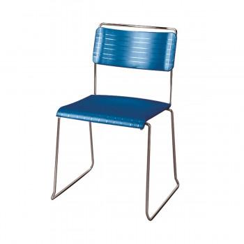 Stuhl Beo, blau
