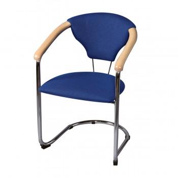 Stuhl Kelly, blau