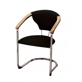 Stuhl Kelly, schwarz
