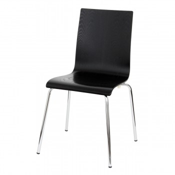 Stuhl Ken, schwarz