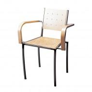 Stuhl Pico mit Armlehnen
