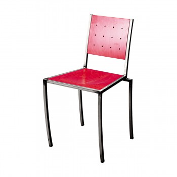 Stuhl Pico, rot