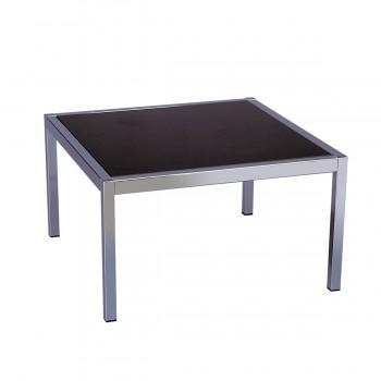 Tisch Lille, schwarz