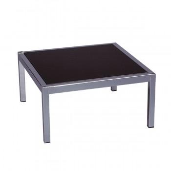 Tisch Lyon, schwarz