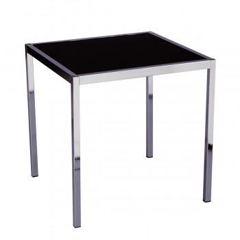 Tisch Nizza, schwarz