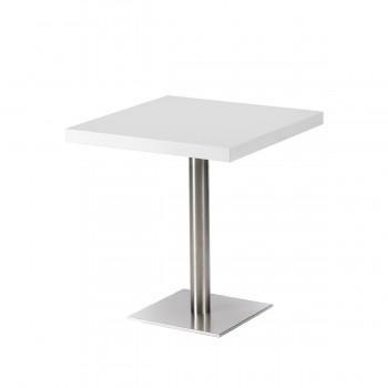 Tisch Quadro, weiß