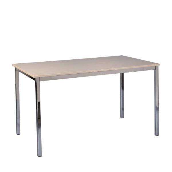 Tisch standard 120 ahorn tische expo mietm bel for Tisch ahorn