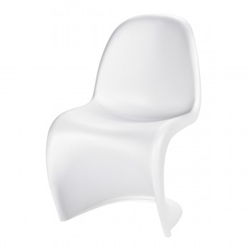 Panton Chair, weiß
