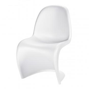 Panton Chair, weiß